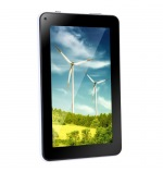 "Tablet MID Freelander de 7"" PD100 A13 Android 4.0 GPS Doble Camara Radio"