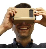 Google Cardboard Gafas 3D de Realidad Virtual para  Iphone y  Android