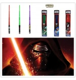 Espada Laser Star Wars Hasbro lightsaber (Darth vader, Luke, Jedi)