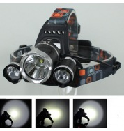Linterna Frontal Led Recargable