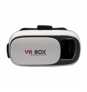 GOOGLE CARDBOARD GAFAS 3D DE REALIDAD VIRTUAL VERSION 2 2.0 PARA IPHONE Y ANDROID