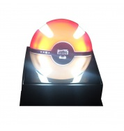 Pokeball Batería portátil móvil Power Bank 10.000 mA Bola Pokemon Go Ball Batery
