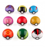Bolas Pokemon 7cm con 1 Pokemon en su interior Pokeball huevos