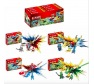 Ninjago Dragon, kit compatible con Lego Ninja
