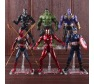 Figuras articuladas Avengers Marvel Legends Hulk Thanos Spiderman Ironman Capitan América Black Panter Hawkeye Antman Vision