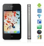 Movil Android 4.0 W007 Dual Sim, Gps,Bluetooth