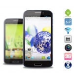 Movil Hero 9300 Android 4.0 5.3 pulgadas, Libre, Doble Sim