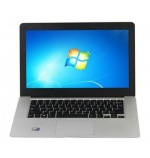 "Laptop Intel D2550 Windows 7 Altra Slim de 14"" con Hdmi"