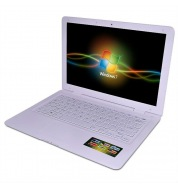 Laptop Notebook Pc Windows 7, 1GB pantalla de 13""