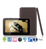 Tablet Pc Freelander PD20 3g,Gps,Tv, Android 4.04,Doble Sim de 7""