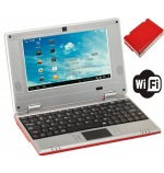 Portatil D009 7'' Cortex A9 1.5Ghz 4Gb Webcam y HDMI