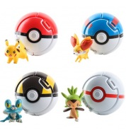 Bolas Pokemon Thrown Pop Pokeball